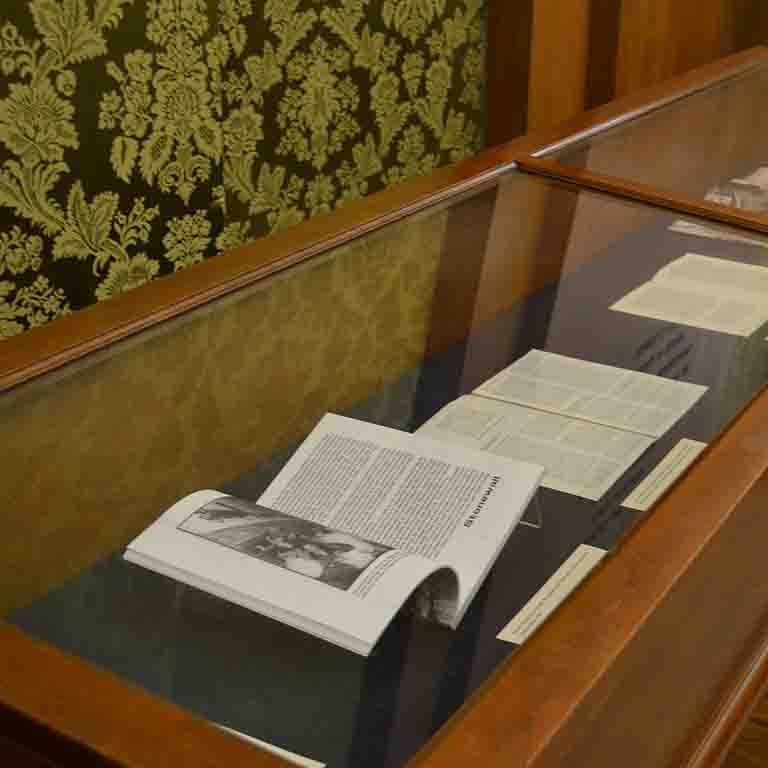 An Exhibition Currently On Display At IUu0027s Lilly Library Showcases  Materials From The Lilly Collections That Address The Diverse Meanings Of  Human Dignity.
