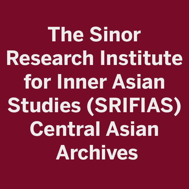 Logo of the Sinor Research Institute for Inner Asian Studies.