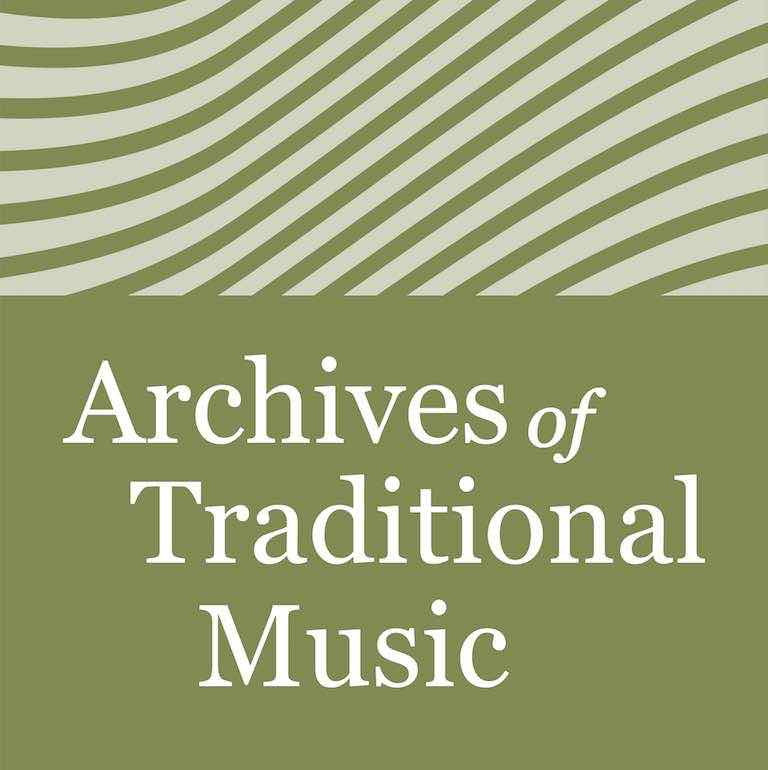 Logo of the Archives of Traditional Music.